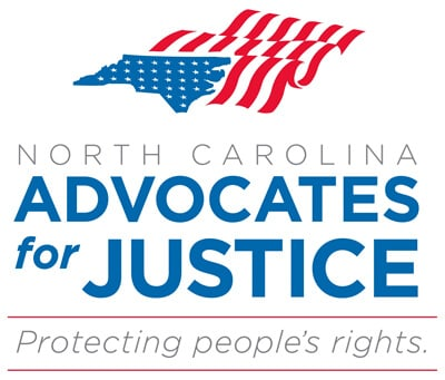 North Carolina Advocates for Justice Logo