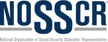 National Organization of Social Security Claimants' Representatives Membership Logo