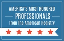 america's most honored professionals from the american registry