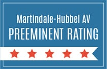martindale hubbell preeminent rating