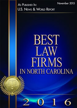Best Law Firms In North Carolina