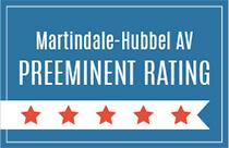 Martindale-Hubbel-award